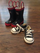Toddler boy size 5 shoes in Baytown, Texas