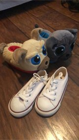 Toddler size 7 shoes in Baytown, Texas