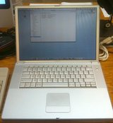 "Apple PowerBook G4 15"" Aluminum, 1.2 GB DDR, 60 HDD, X.4 ""Tiger"" in Fort Lewis, Washington"