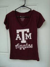 Womens Size Small Texas A&M Tee Shirt in Houston, Texas