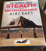 Stealth & Reconnaissance Aircraft Book in Aurora, Illinois