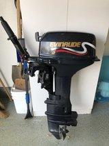 YEAR 2000-6HP 4 STROKE EVINRUDE LONG SHAFT OUTBOARD MOTOR in Aurora, Illinois