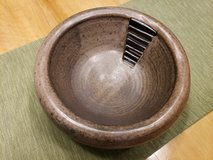 Beautiful decorative heavy clay bowl in Glendale Heights, Illinois