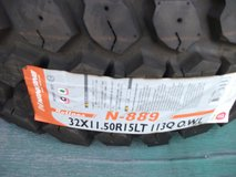 Tire (32×11.5R15 1tire) in Okinawa, Japan