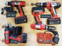 Battery operated power tools in Camp Lejeune, North Carolina