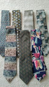 Hardly used ties...great condition!! in Tacoma, Washington