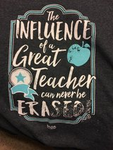 Great Teacher T-shirt in The Woodlands, Texas