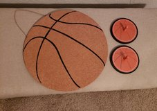 Basketball Theme Room Decor - 12 pieces in Fairfield, California