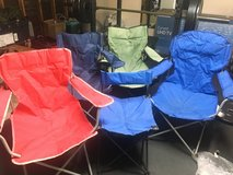 Camping chairs in Leesville, Louisiana