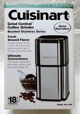 Cuisinart Coffee Grinder Brand New! in Oswego, Illinois
