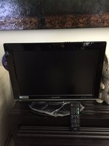 Sharp TV with Built in DVD in Lockport, Illinois