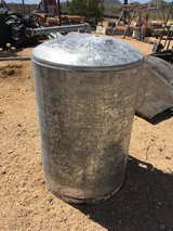 Water heater tank in Yucca Valley, California