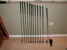 Mens Golf Clubs RH King Cobra Irons 2 through LW and Putter in Westmont, Illinois