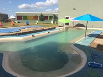 Pools for pets in Kingwood, Texas