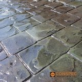 Concrete sealer in The Woodlands, Texas
