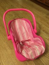 Doll Car Seat / Carrier in Chicago, Illinois