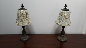 Mosaic Mini Table Lamps in Aurora, Illinois