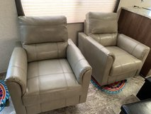 Swivel Chairs for camper in Cherry Point, North Carolina