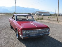 1964 plymouth belvedere two door hardtop super clean in Alamogordo, New Mexico