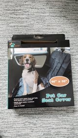 "46"" x 55"" Pet Car Seat Cover in St. Charles, Illinois"