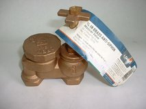 Orbit 3/4 in. Brass Manual Anti-Siphon Control Valve Model 51016 in Alamogordo, New Mexico