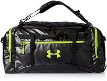 Under Armour Men's SC Duffle Bag, Black (001), One Size in Alamogordo, New Mexico