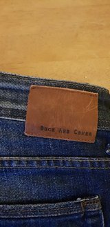 Duck And Cover Jeans in Lakenheath, UK