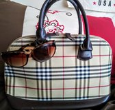 Chic Plaid Bag! in Alamogordo, New Mexico