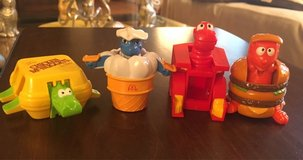 Happy Meal Dino Changeables in St. Charles, Illinois