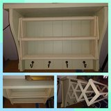 Hanging Drying Rack & Shelf in Orland Park, Illinois