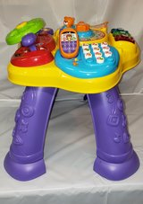 Vtech Super Star Learning Activity Table in Bolingbrook, Illinois