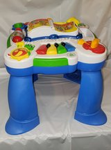 Leap Frog Learn & Groove Musical Activity Table in Bolingbrook, Illinois