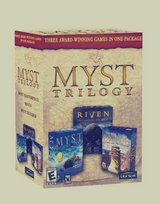 Myst Trilogy (Masterpiece Edition, Riven, Myst III Exile) in Orland Park, Illinois
