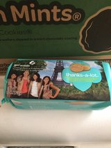 Girl scout cookies thanks-a-lot (9 pack) in Camp Pendleton, California