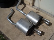 2007 CORVETTE C6 OEM MUFFLERS-LOW MILEAGE in St. Charles, Illinois