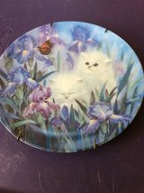 GARDEN DISCOVERY COLLECTIBLE PLATE in Yorkville, Illinois