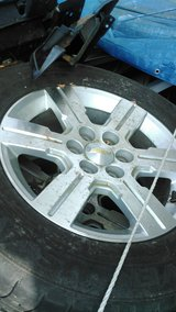 Chevy Traverse wheels and tires in Cherry Point, North Carolina