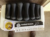 Gold gym dumbbell set in 29 Palms, California