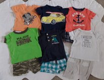9 Month Boys Short Sets Lot 1 in Houston, Texas
