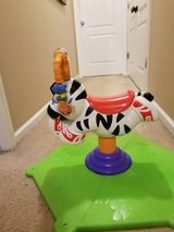 Fisher price bounce zebra in Fort Bragg, North Carolina