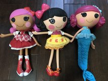 Lalaloopsy Doll Set in Houston, Texas