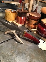 Bowie Knife Custom Handle in Bolingbrook, Illinois