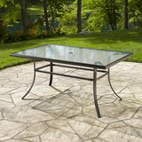*~* FULTON Glass Top Patio Table *~* NEW in BOX in Fort Lewis, Washington