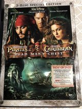 Pirates of The Caribbean - Dead Man's Chest - 2 Disc Special Edition - DVD in Glendale Heights, Illinois