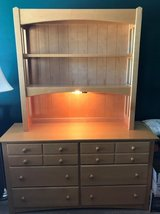 Maplewood Dresser and Twin Bed Set in Glendale Heights, Illinois