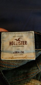 Hollister 30x30 jeans in Houston, Texas