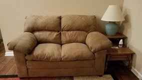 Tan Couch in Fort Campbell, Kentucky