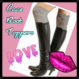 Lace Boot Toppers! in Alamogordo, New Mexico
