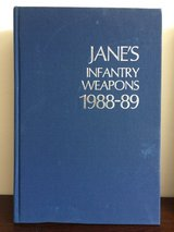 Janes Infantry Weapons Manuals 1988-89 and 1990-91 in Lakenheath, UK