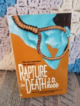 Rapture in Death by J.D.Robb aka Nora Roberts,  Book #4 in Byron, Georgia
